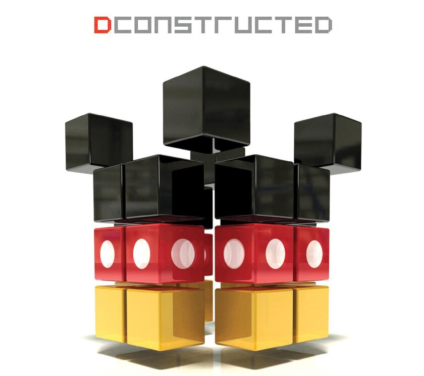 """Dconstructed"" will put Disney tunes, including several beloved classics, into the hands of EDM stars."