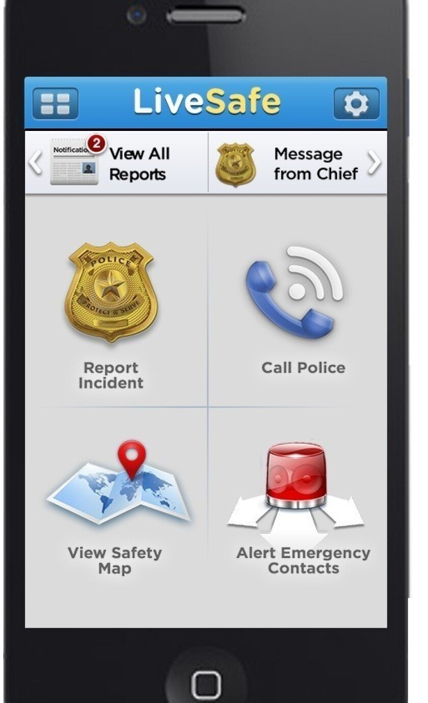Virginia Tech victim is behind campus safety app LiveSafe