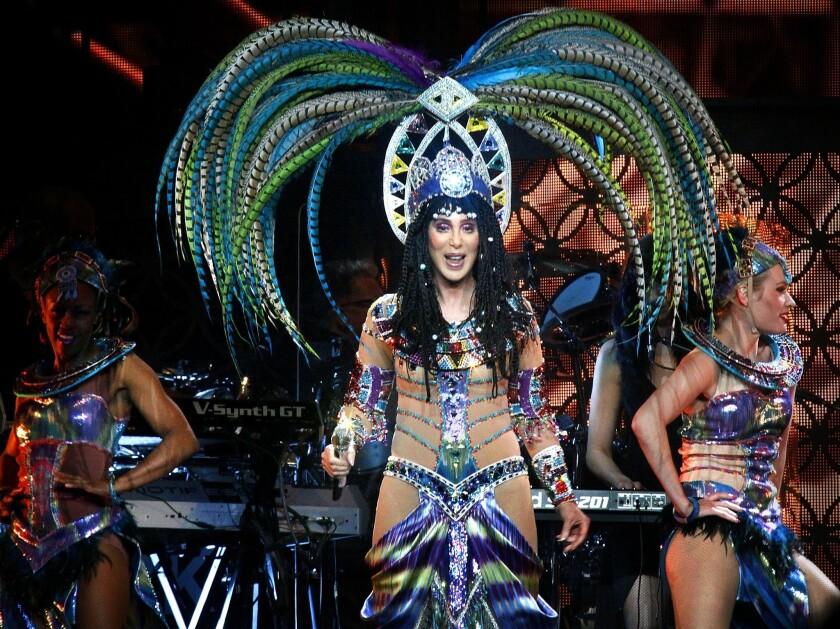 Cher in 2014