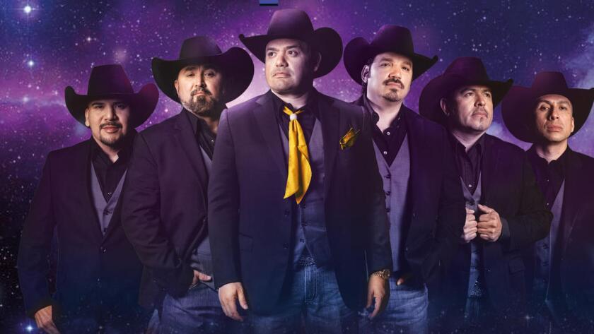 Intocable lo vuelve a hacer en la Arena Monterrey.