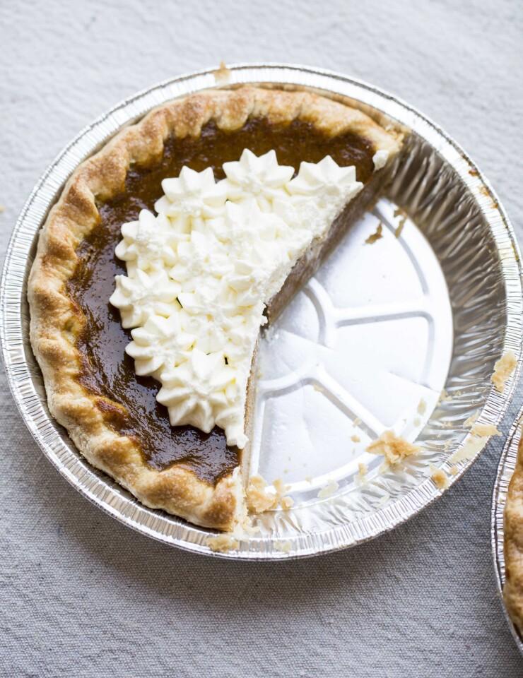 Winter Luxury pumpkins make for the best pumpkin pie, writes Valerie Gordon.