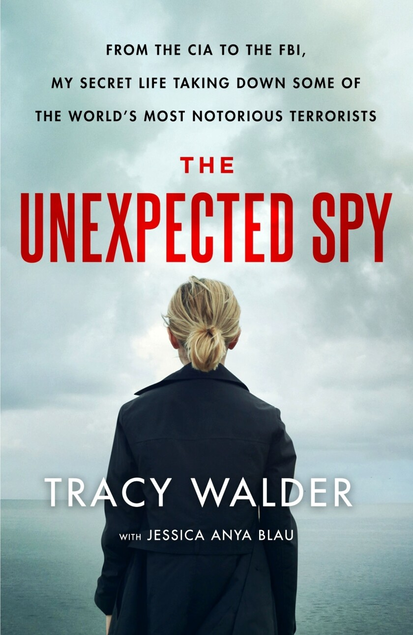Book Review - The Unexpected Spy