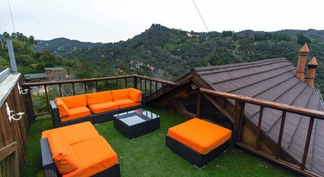 Ty Segall's Topanga treehouse