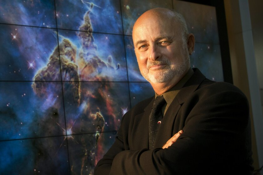 """David Brin's latest book, """"Existence,"""" involves contact with a galactic civilization."""