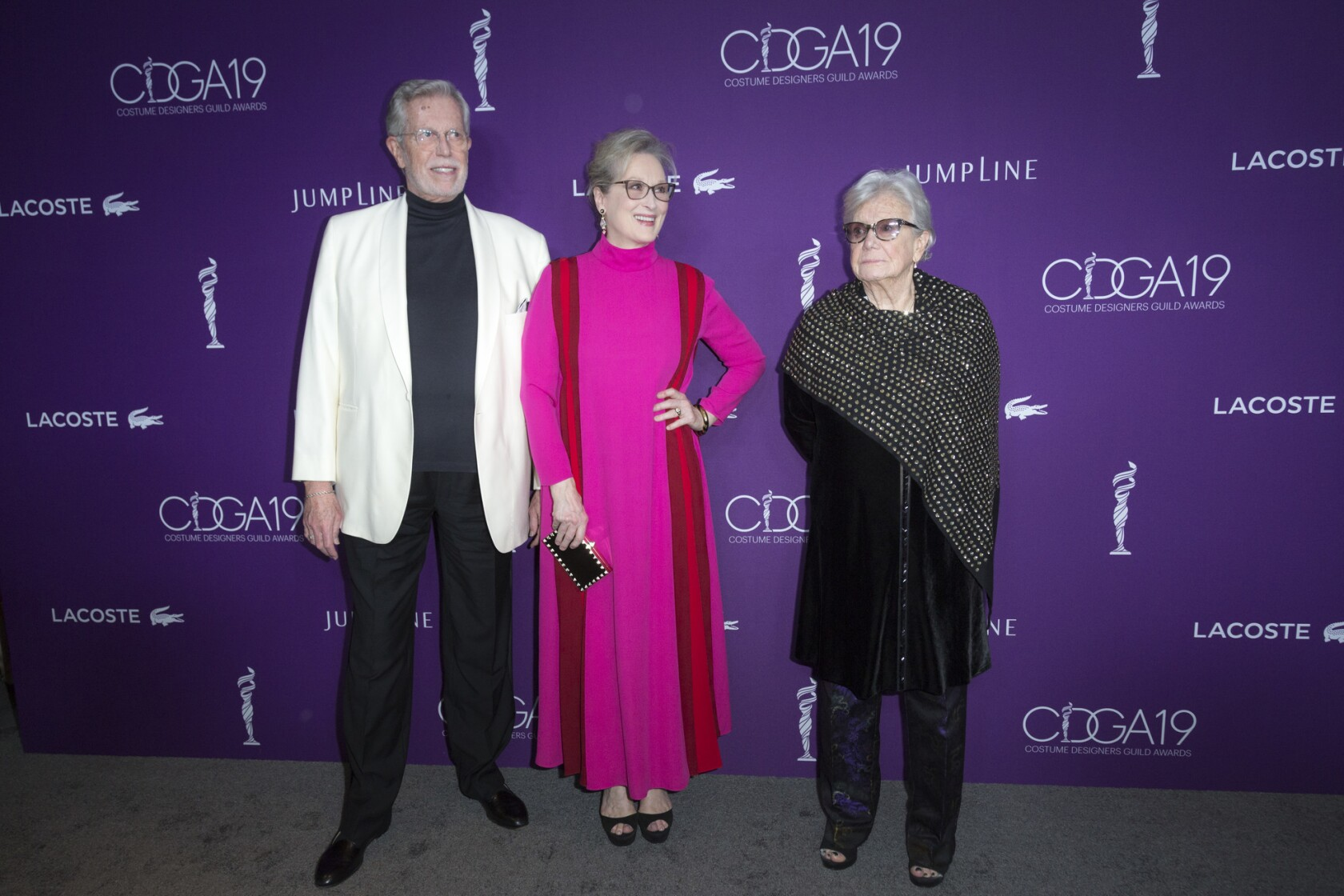 Costume Designers And Guests Dress The Part For The Costume Designers Guild Awards Los Angeles Times