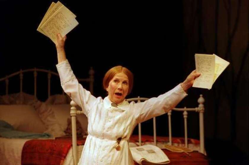 Julie Harris remembered: She was a familiar face on L.A. stages