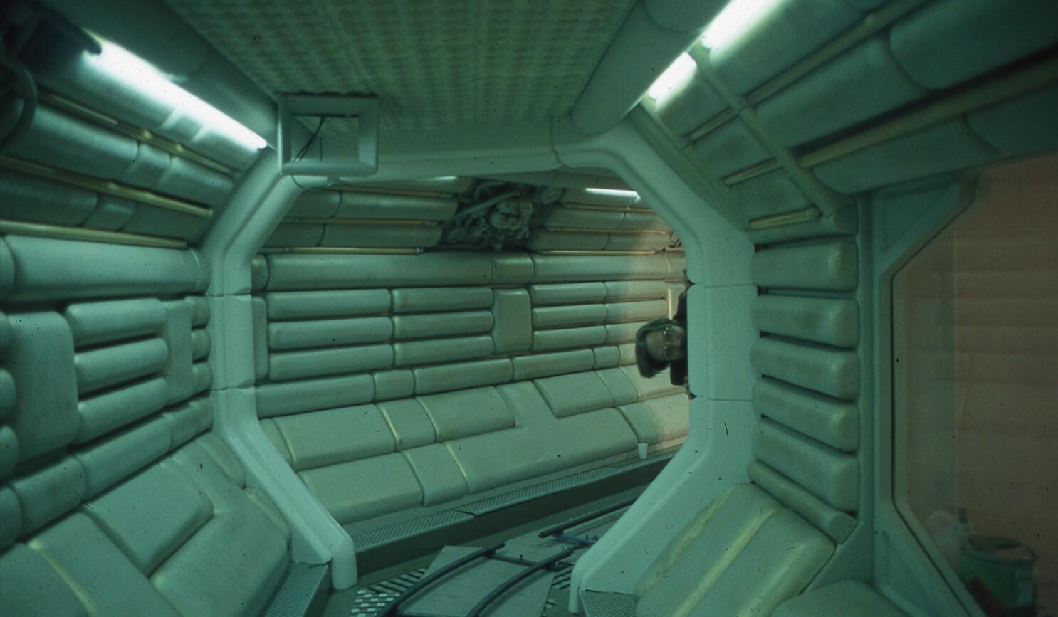 Review Memory The Origins Of Alien Unpacks Sci Fi Classic Los Angeles Times