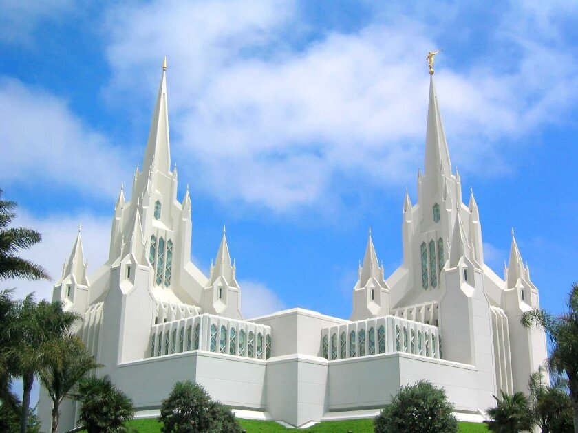 The Church of Jesus Christ of Latter-Day Saints in University City. Courtesy