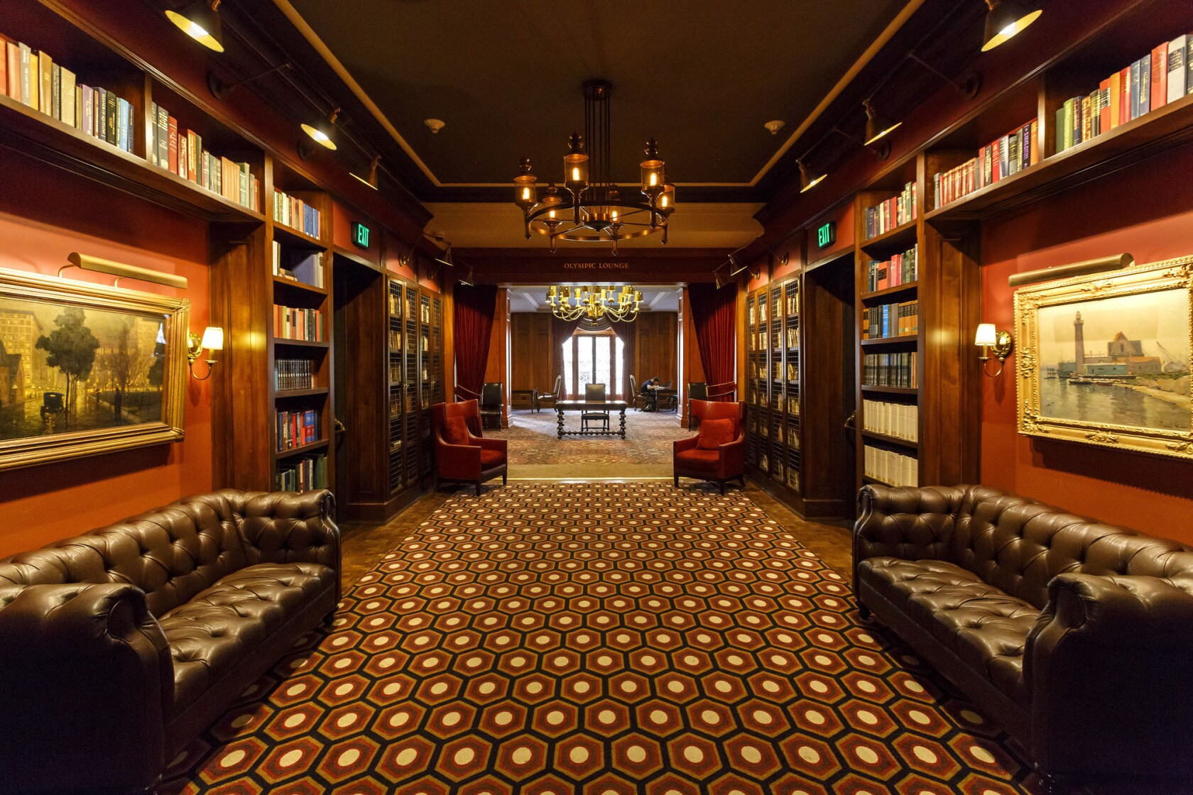 Venerable Los Angeles Athletic Club Aims For More Youthful -1295