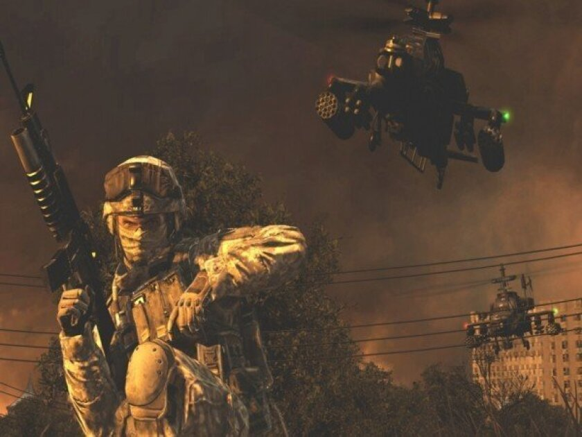 Screenshot of Call of Duty: Modern Warfare 2