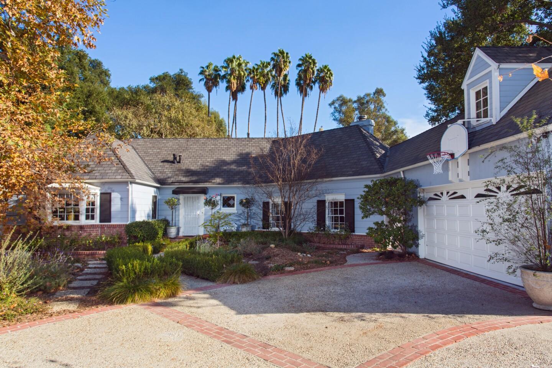 Robert Kraft's Encino home | Hot Property