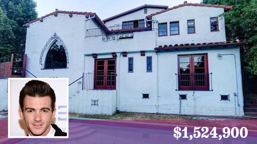 Hot Property: Drake Bell foreclosure