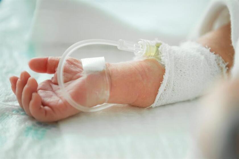 Los defectos congénitos son anomalías en la estructura, funcionamiento o metabolismo (procesos químicos) del organismo presentes al nacimiento, según se explicó en un comunicado de prensa. EFE/ Archivo
