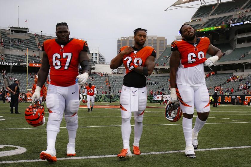 Cardinals Bengals Football