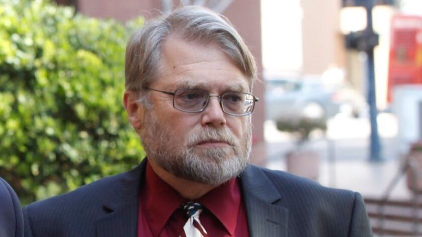San Diego Superior Court Judge Gary Kreep is shown in this April 2012 file photo.