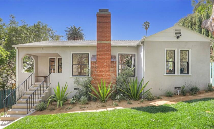 Scotty Bowers' former Los Feliz home