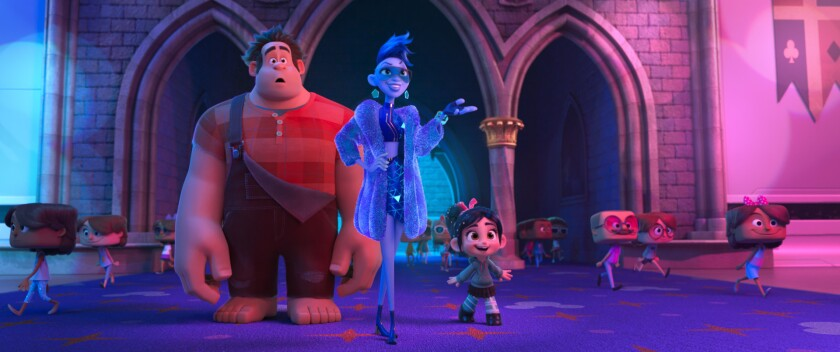 """Ralph Breaks the Internet: Wreck It Ralph 2"""