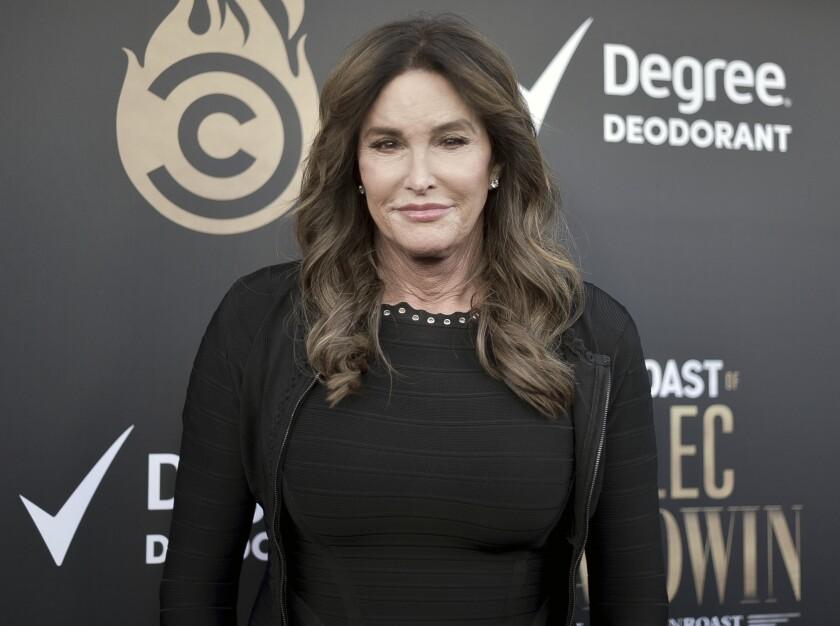 Foto tomada el 7 de septiembre del 2019 de Caitlyn Jenner en Beverly Hills, California.