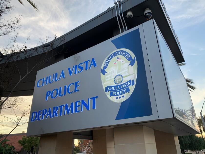 Departamento de Policía de Chula Vista