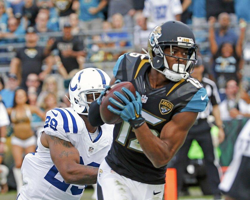 Jaguars beat Colts 51-16, ending Indy's AFC South streak