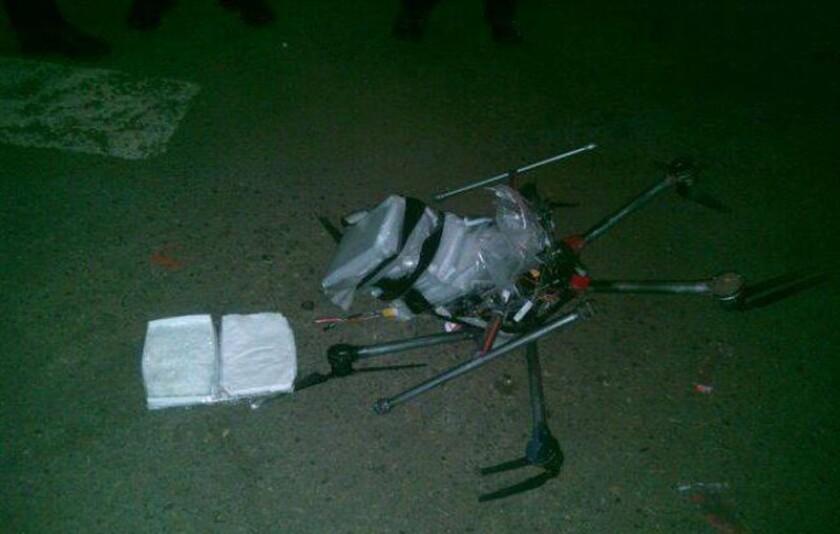 Drug drone