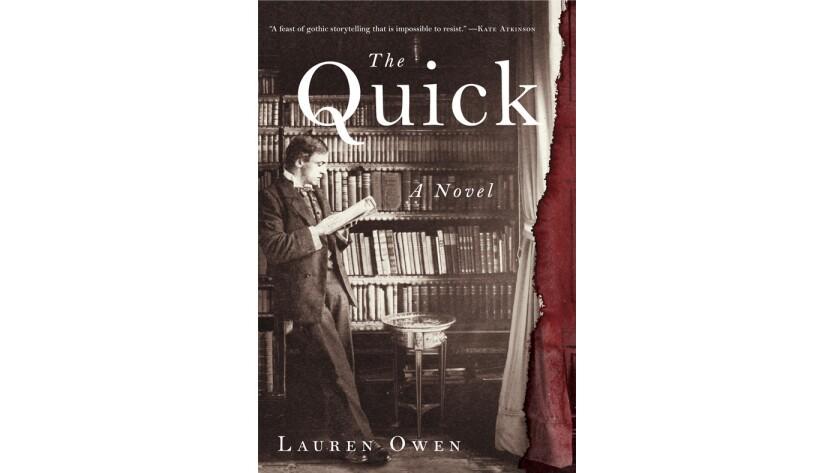 'The Quick' by Lauren Owen