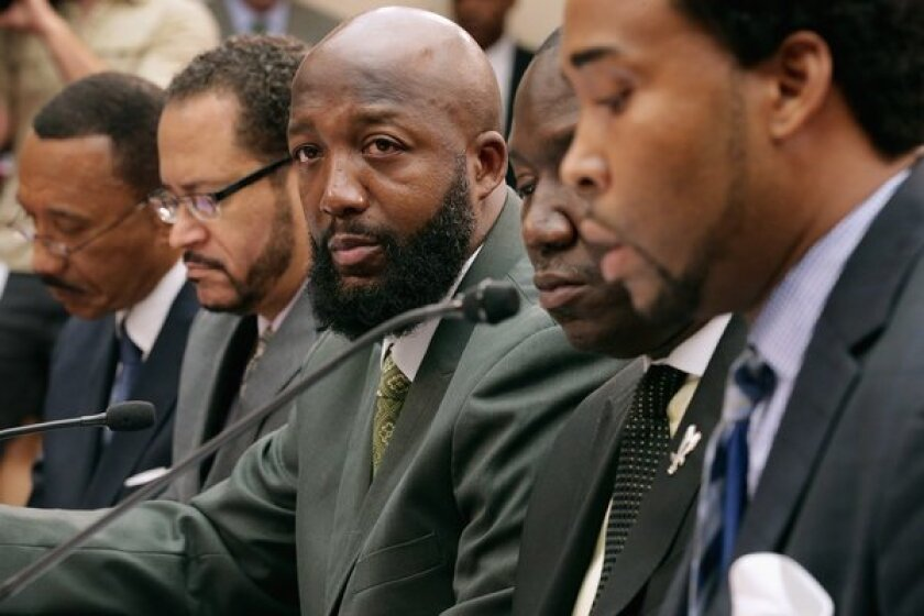 Congressional caucus on black men and boys