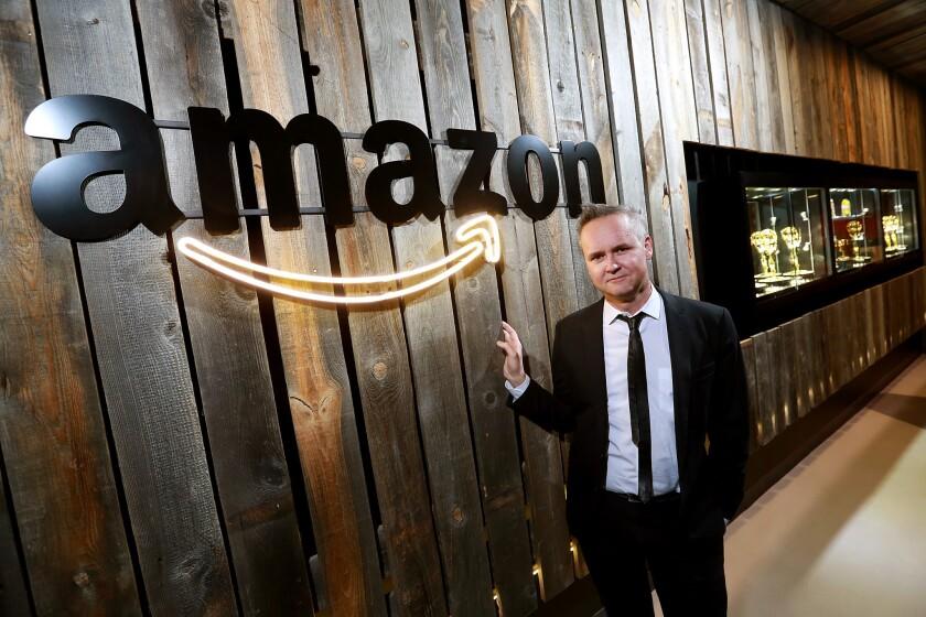 Roy Price of Amazon Studios