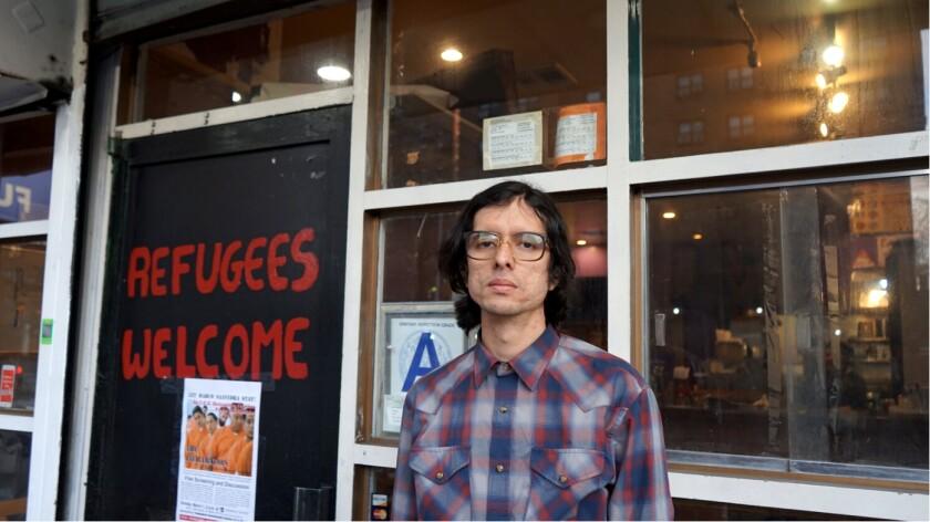 L.A. Taco editor Javier Cabral