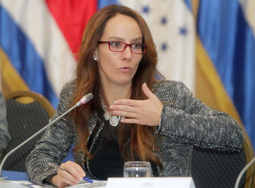 La senadora mexicana, Gabriela Cuevas. EFE/Archivo