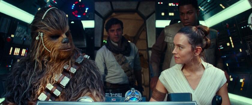 """Star Wars: The Rise of Skywalker"""