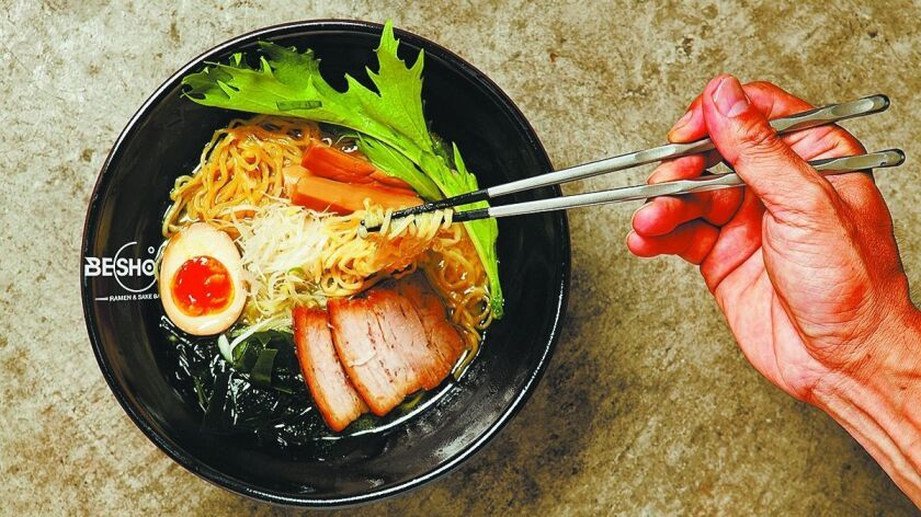 Beshock Ramen. Courtesy photo