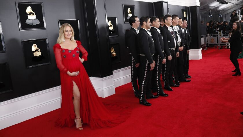 LOS ANGELES, CA - February 10, 2019 Margo Price during the arrivals at the 61st GRAMMY Awards at STA