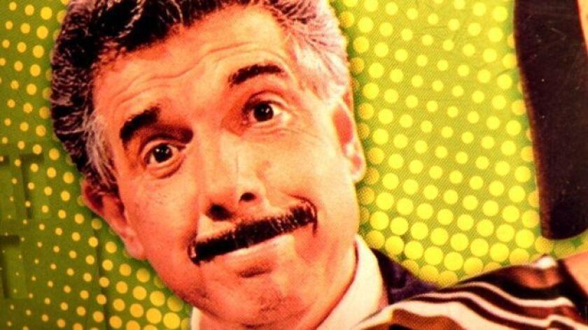 El Profesor Jirafales es uno de los personajes más famosos de la serie El Chavo del 8