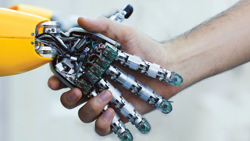 Robo-advisors are angling to replace human financial advisors, at least when it comes to investment advice.