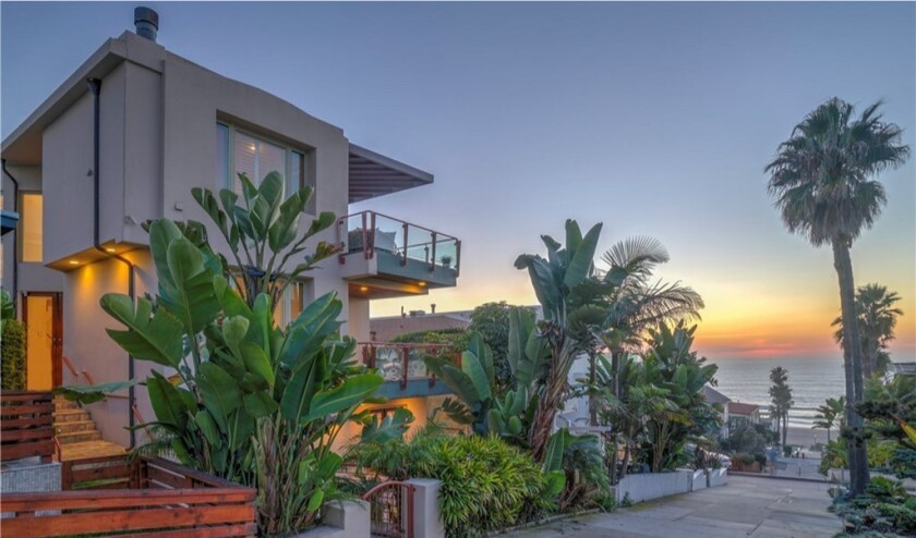 Harvey Mason Jr.'s Manhattan Beach home