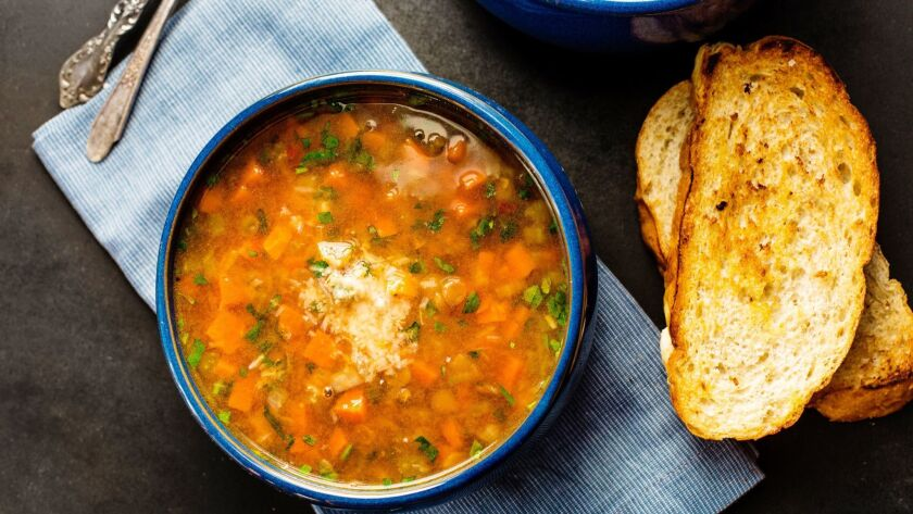 Fall for soups