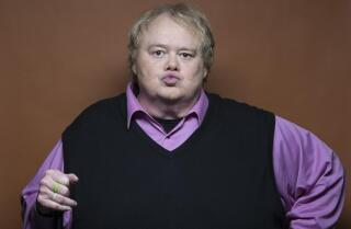 Louie Anderson on disappearing into the role of Christine Baskets, the mom on 'Baskets'