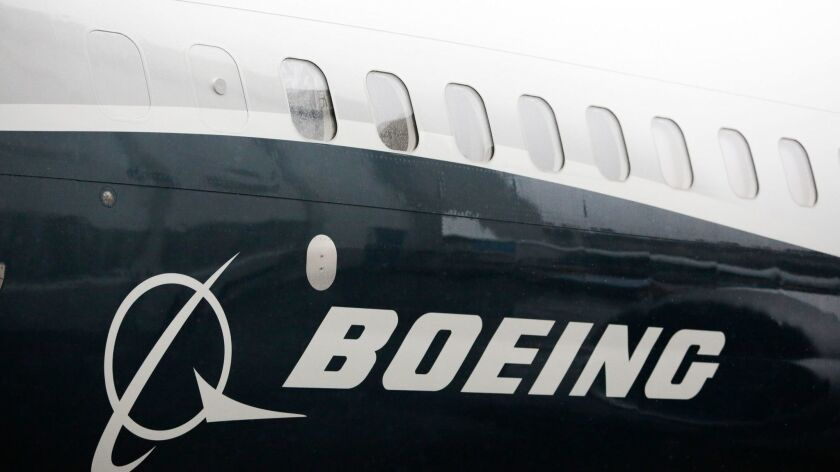 Boeing's earnings missed analysts' estimates for just the second time in five years.