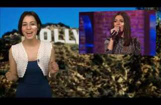 Victoria Justice does 'Hot in Herre' on 'Lip Sync Battle'; Gregg Sulkin strikes back