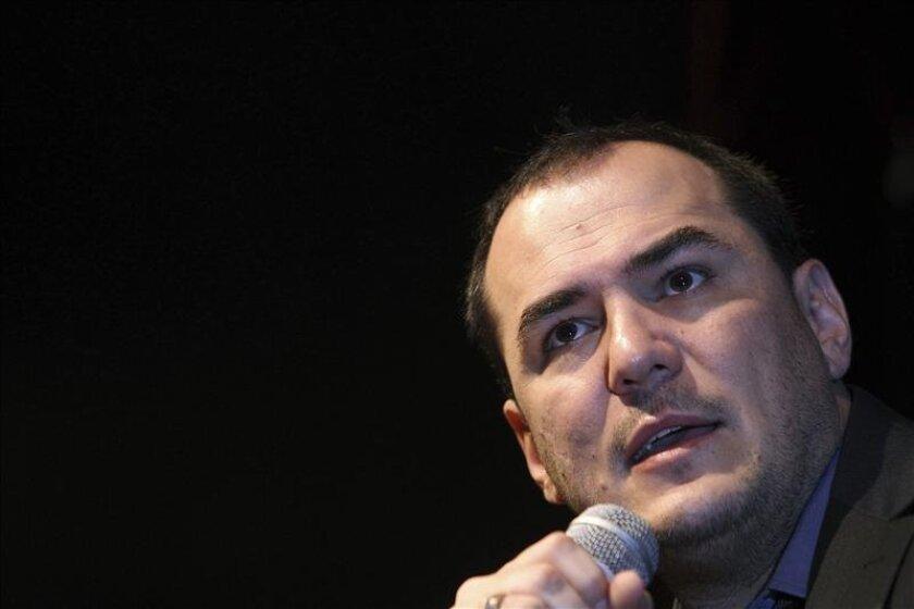 En la imagen, el cantautor español Ismael Serrano. EFE/Archivo