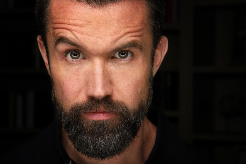 """Mythic Quest"" showrunner Rob McElhenney"