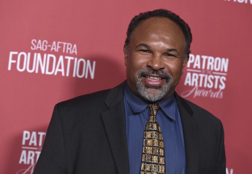 Actor Geoffrey Owens