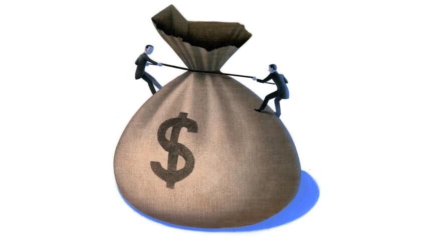 California CEO compensation