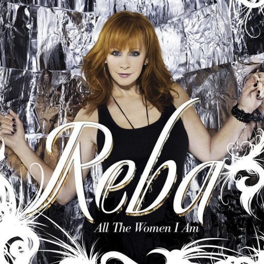 """In this CD cover image released by Starstruck/Valory, the latest by Reba McEntire, """"All The Women I Am""""  is shown. (AP Photo/Starstruck/Valory)"""