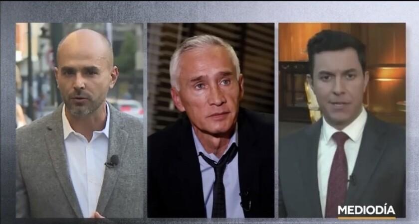 Reporteros de Univision y Telemundo sufrieron atentados a su derecho de informar en suelo venezolano.
