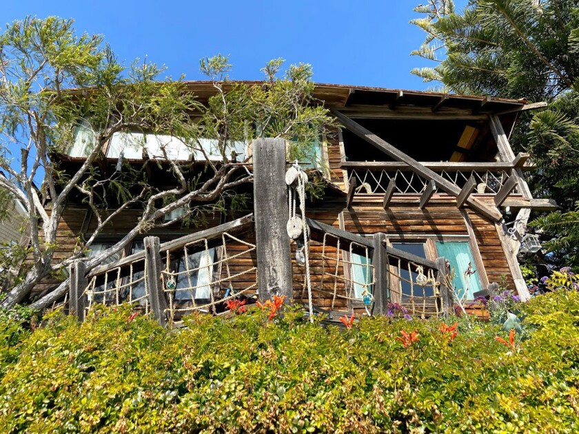 """""""The Ark"""" in Laguna Beach will be featured May 8 on the 25th annual Newport Beach (Virtual) Garden Tour."""