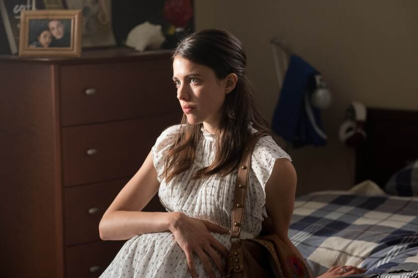 Margaret Qualley, 'Strange but True'