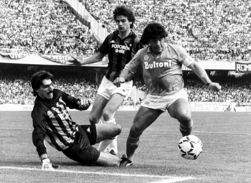 Diez momentos cumbre en la vida de Maradona, el diez más famoso del fútbol