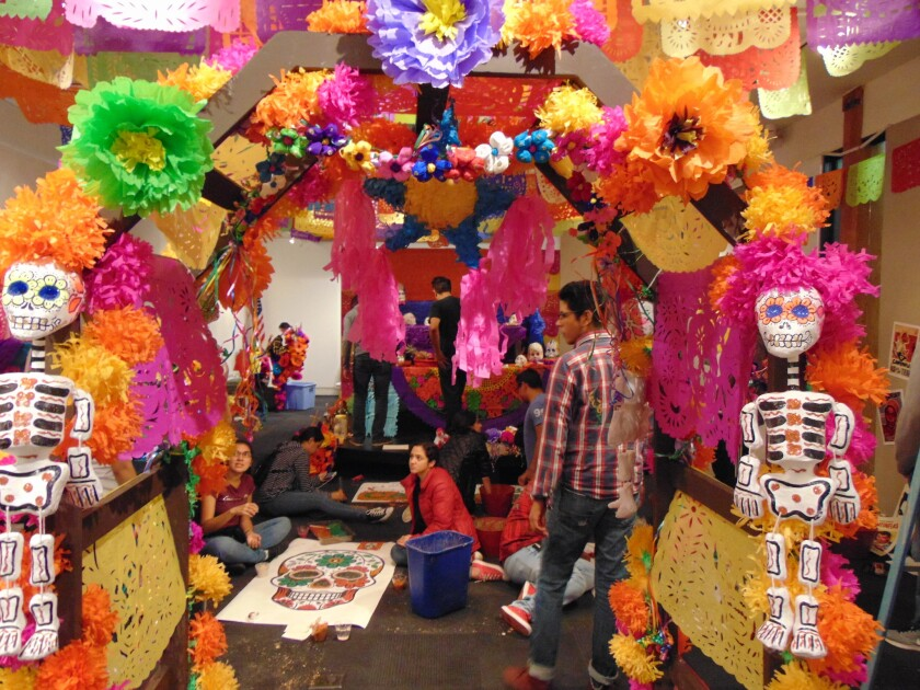 Dia de los Muertos: Opening Reception and Talk